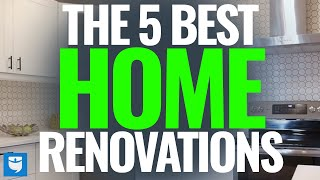 5 Home Renovations That Raise The Value Of Your Investment Property