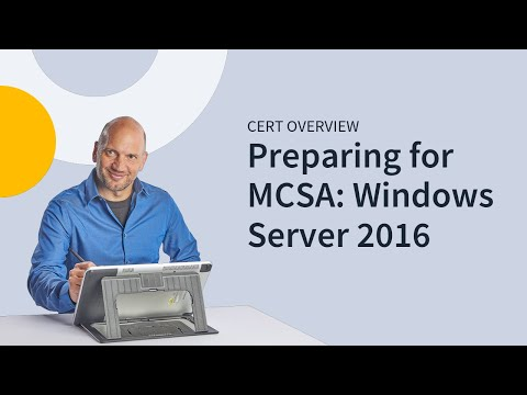 Installation, Storage, and Compute with Windows Server 2016 ...