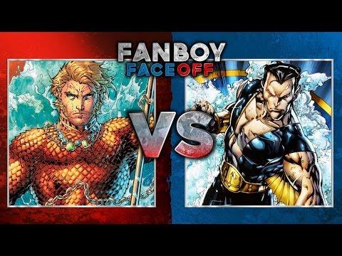 Aquaman vs Namor: Fanboy Faceoff