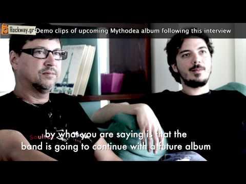 Mythodea Interview (John West, Christos Nikolaou)