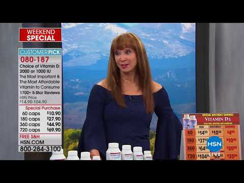 HSN | Andrew Lessman Your Vitamins 06.17.2018 - 01 PM