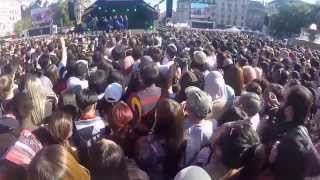 Jinjo Crew - London Korean Festival 2015 (Trafalgar square)