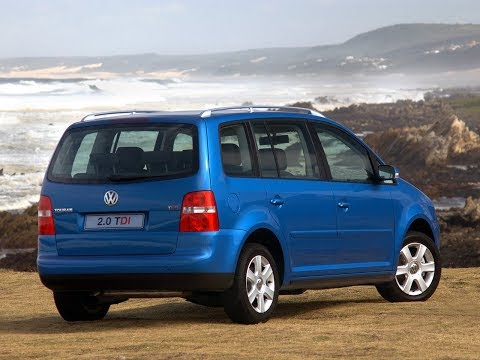 Фото к видео: Замена термостата Фольксваген Туран Volkswagen Touran 1.9 TDI BKC