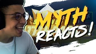 MYTH REACTS TO SEASON 5 BATTLE PASS! (First Impressions)