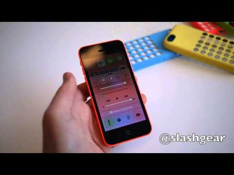 Apple iPhone 5C walkthrough