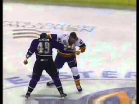 Justin Johnson vs Trevor Gillies