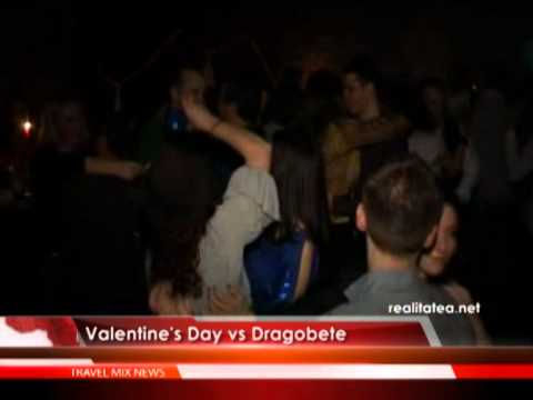 Valentine's Day vs Dragobete.