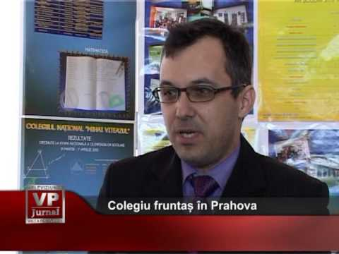 Colegiu fruntaș în Prahova