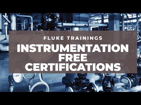 Free Instrumentation Courses - FLUKE - YouTube