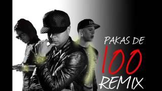 Pakas De 100 (Remix) Arcangel Ft. Daddy Yankee Y Tempo