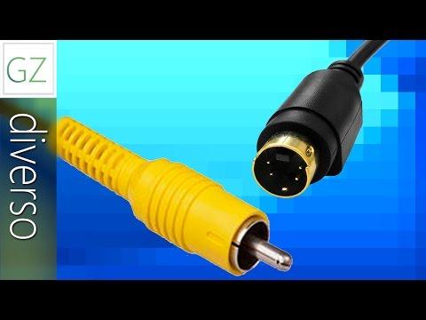GZ | ¿Cuál es la diferencia entre S-Video y Compuesto (el cable amarillo)?