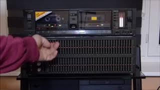 Technics SH-8075 & Technics RS-T80R