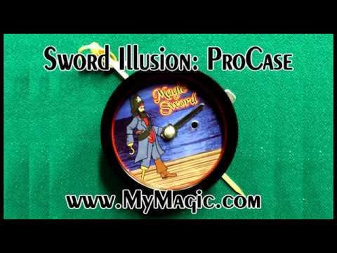 Magic Sword Illusion Lot by Eric Hansen, Meir Yedid et al