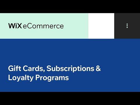 Wix eCommerce | Finish the Holiday Sales Season Strong: Gift ...