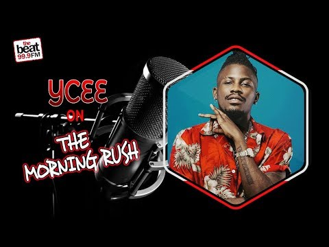 Ycee Stops By The Morning Rush With His New Single