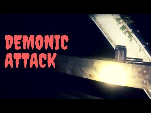 Demon Attacking Investigator In Gettysburg Caught On Tape