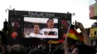 Germany v Spain National Anthem
