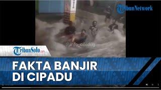 BPBD Tangerang Ungkap Fakta Sebenarnya terkait Banjir dengan Arus Deras di Cipadu