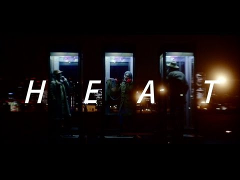 HEAT feat. EGO-WRAPPIN' / PUSHIM