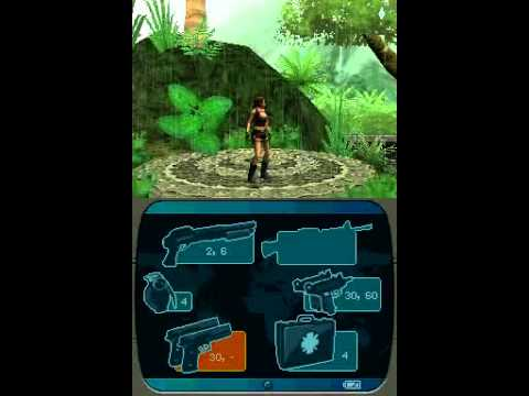 tomb raider underworld nintendo ds rom download