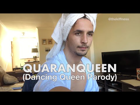 Quaranqueen (Dancing Queen Parody)