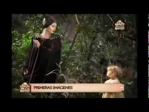Angelina Jolie y su hija Vivienne Pitt, juntas en 'Maléfica' (HM)