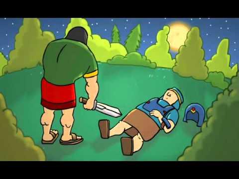 Video of Nephi's Adventure 2