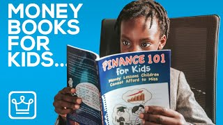 15 BEST BOOKS to Teach Kids About MONEY