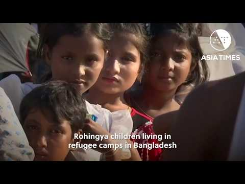 Rohingya refugees allowed to go to school