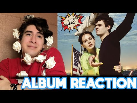 Lana Del Rey - Norman F*****g Rockwell! [Album REACTION]