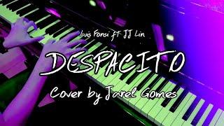 Luis Fonsi ft JJ Lin 林俊傑 - Despacito 緩緩 [Mandarin Version 中文版] (Jarel Gomes Piano)