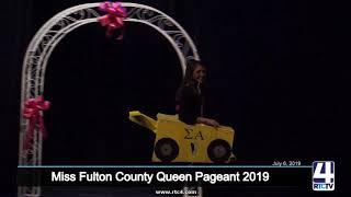 Fulton County 4-H Fair - Queen Contest - 7-6-19