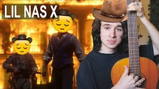 """If """"Old Town Road"""" was a REAL COUNTRY SONG"""