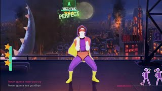 Just Dance 2020: Rick Astley - Never Gonna Give You Up (MEGASTAR)