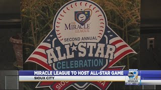 Miracle League To Host All-Star Game