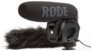 Rode VideoMic Pro Compact Shotgun Mic - test