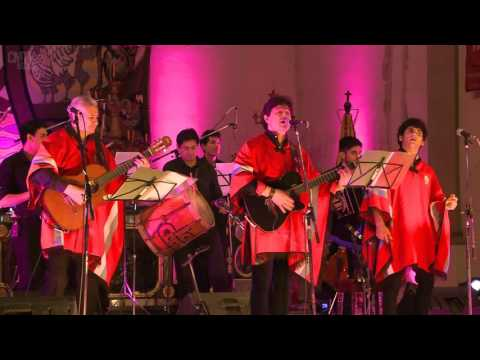 Los Carabajal video Homenaje al Papa Francisco - Noviembre 2015