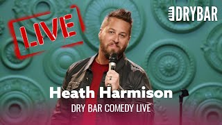 Dry Bar Comedy Live with Heath Harmison