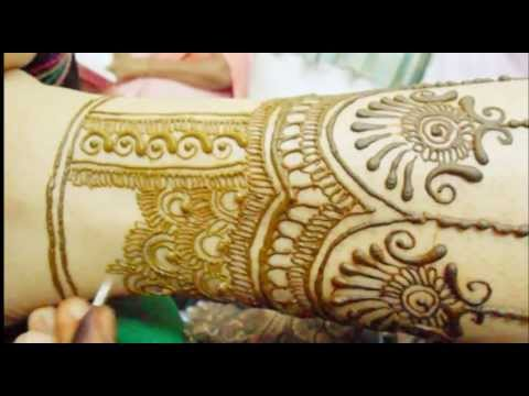 how to fill mehndi designs on feet bridal by mehndi artistica