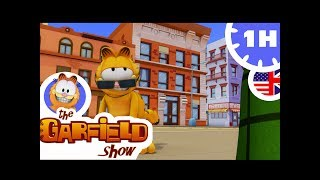 THE GARFIELD SHOW   1 Hour   Compilation #04
