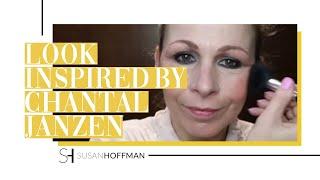 Make-up look á la Chantal Janzen!