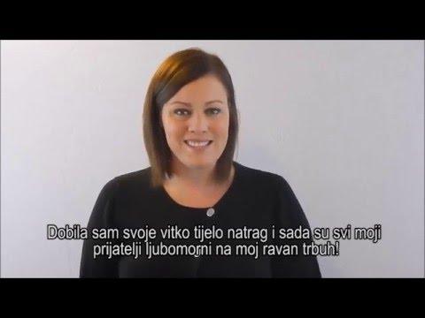 Yana Rudkovskaja bago at pagkatapos ng pagbaba ng timbang
