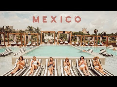 GIRLS TRIP TO MEXICO | VLOG