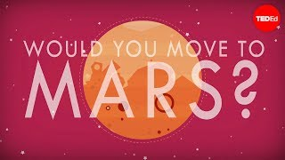 Could we actually live on Mars? – Mari Foroutan