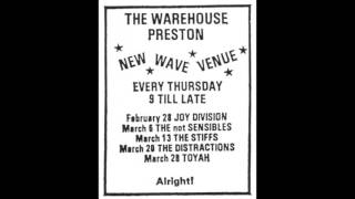 joy division - she's lost control (live at the warehouse, preston 28th february 1980)