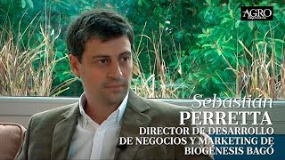 Sebastián Perretta - Director de Negocios y Marketing de Biogénesis Bagó