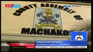 Mbiu ya KTN: Msukosuko Bungeni Machakos wawakilishi wakipitisha mswada wa kumbandua Gavana Mutua