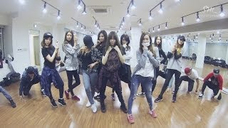 Girls Generation 소녀시대 Mr.Mr. Dance Practice