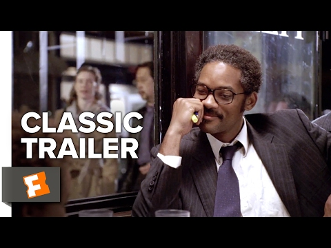 The pursuit of happyness  2006  official trailer 1   will smith movie
