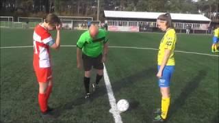 KVC Westerlo Ladies - KVV Vosselaar op 03.11.2018: de goals!